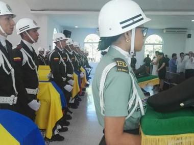MinDefensa confirma que ELN atentó contra Policía en Barranquilla
