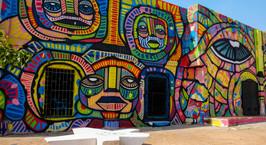 Barrio Abajo, un museo a cielo abierto