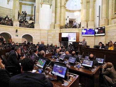 47 - 34, pero habrá nueva votación sobre objeciones a la JEP