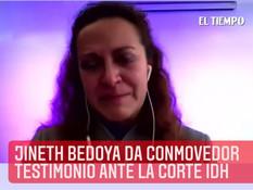 Colombia, a responder ante Corte IDH en caso de Jineth Bedoya