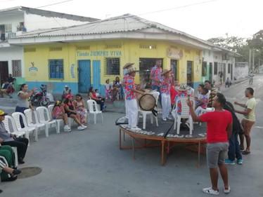 Lista la Ruta de la Marimonda en Barrio Abajo