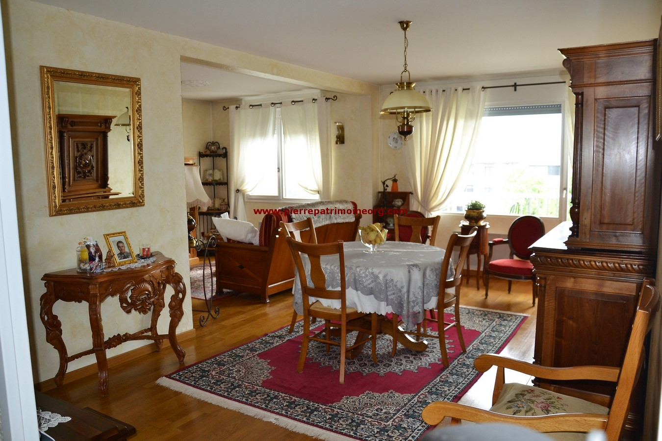 Appartement lumineux type 3