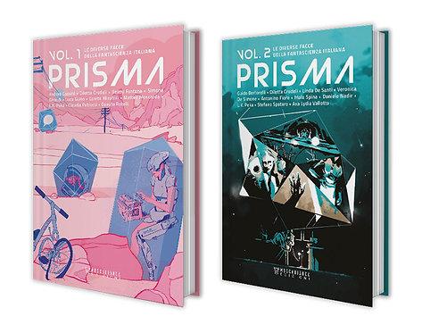 Prisma. Le diverse facce della fantascienza italiana. Vol. 1 & 2