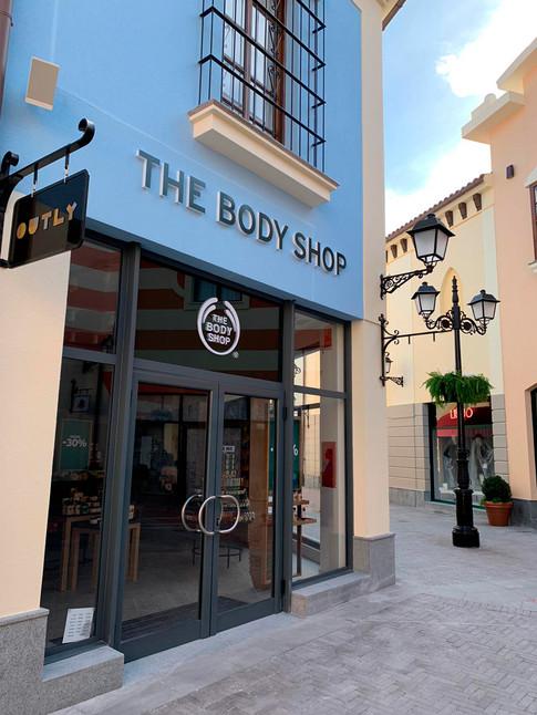 The Body Shop - Designer Outlet Malaga