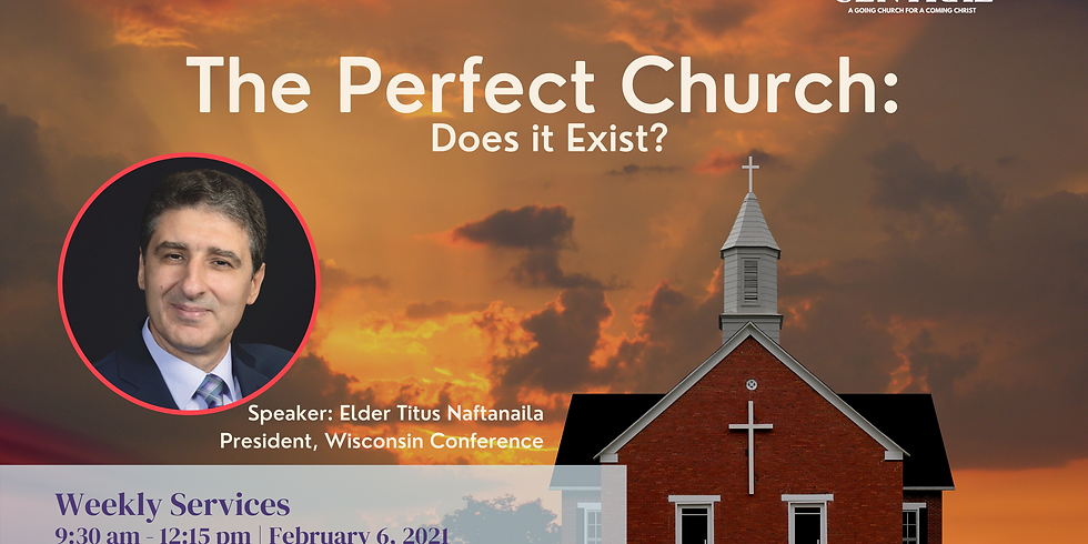 The Perfect Church: Does it Exist?