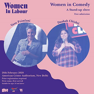 'Women in Comedy' is back!—this time, wi