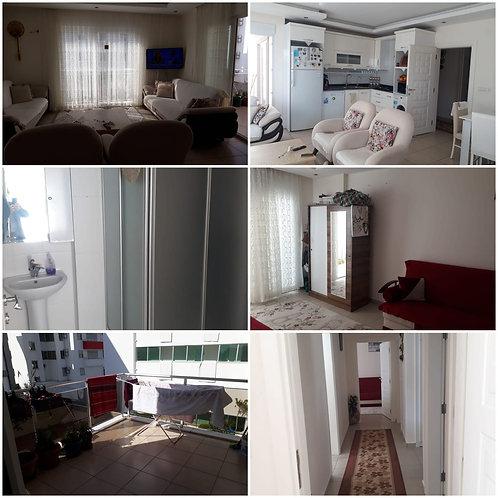 Квартира 2+1 в Кестель, Алания. До моря 100 метров.(код 201094)