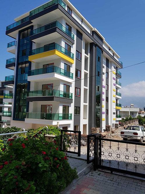 Новые квартиры в Каргыджак,Алания. 3+1 дуплекс,1+1( код 201103)