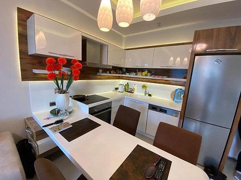 Квартира 1+1 в Sfera rezidance в Махмутларе -201243