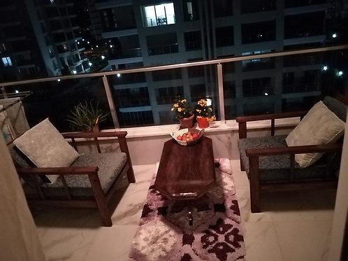 Квартира 1+1 в новом доме в Махмутлар - 201205