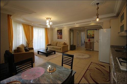 Квартира в районе Коньяалты ,Анталия.(код 201015)