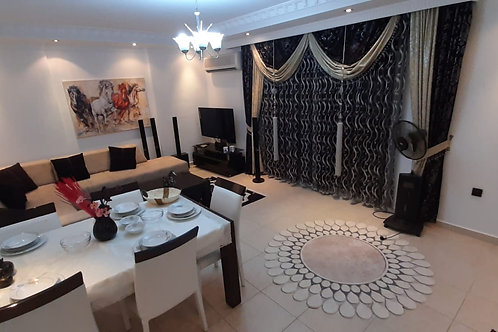 Квартира-дуплекс в районе Махмутлар.(код 201066)
