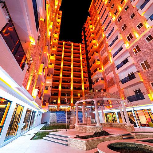 """Квартира 2+1 в """"Yekta alara park"""" Махмутлар(код 201197)"""
