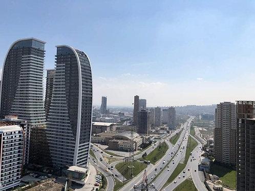 Квартира в Стамбул, Бейликдюзю.  (код 201007)