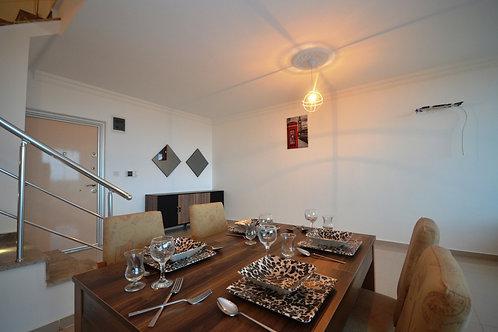 Квартира - дуплекс 2+1 Махмутлар, Алания (код 201155)