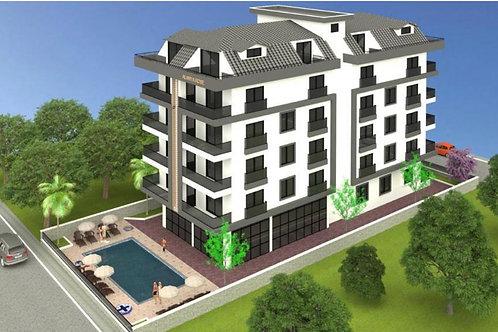 НОВОСТРОЙКА! Квартиры 2+1 (100 кв.м),3+1 (180 кв.м.) в Махмутлар - 201250