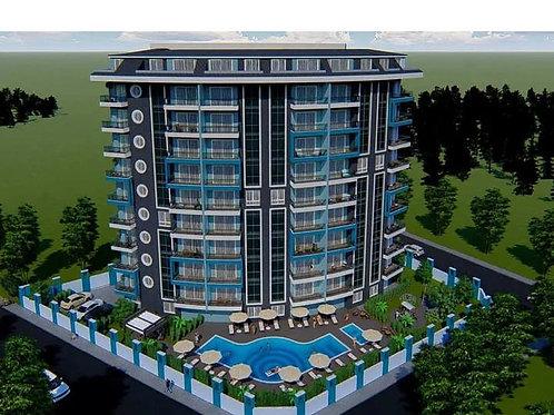 Новый комплекс -квартиры в Махмутларе - 201240