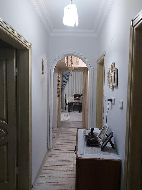 Квартира в районе Махмутлар, улица Барбаросса. До моря 50 метров.(код 201063)