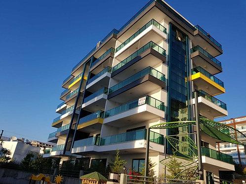 Новые квартиры в Каргыджак, Алания 2+1, 1+1( код 201104)