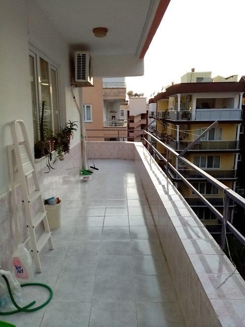 Квартира  без мебели продается в районе Махмутлар,Алания (код 201032)