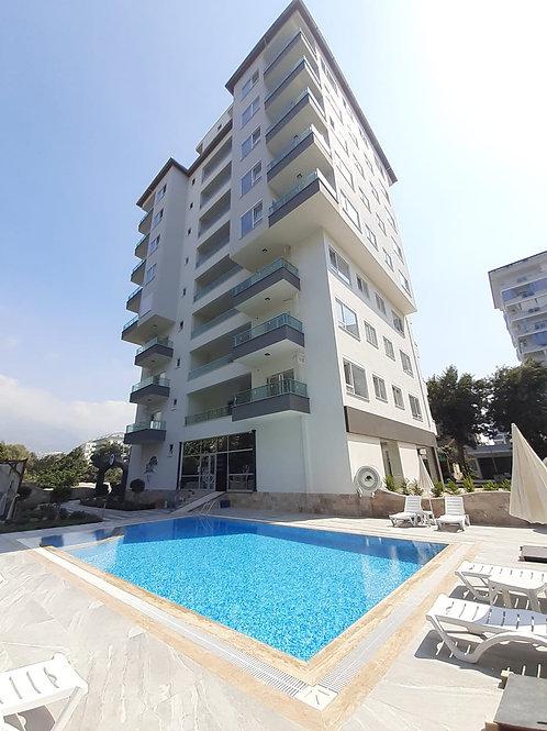 """Квартира в  комплексе """"Bay V"""" Турция, Алания,Махмутлар (код 201053)"""