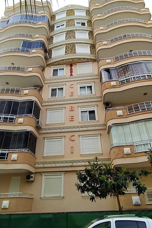 Квартира Махмутлар,Алания (код 201102)