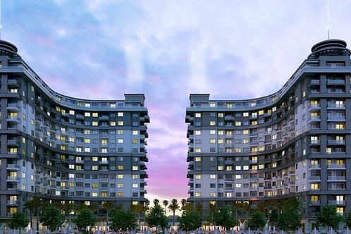Новый комплекс класса люкс в Махмутлар - Serenity rezidance . Квартира 1+1 - 201
