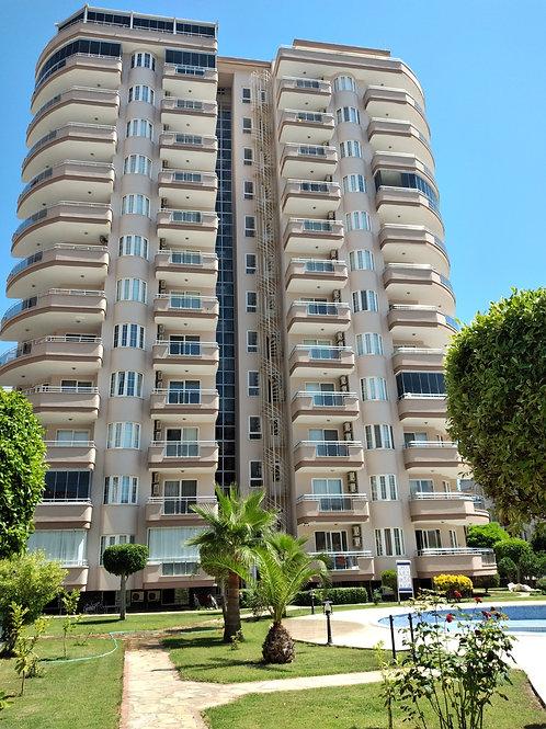 Квартиры в новом жилом комплексе Milan-1, Алания, район Махмутлар (код 201060)