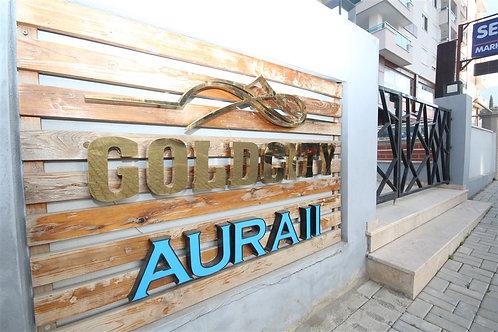 Квартира 1+1 в Gold city Aura 2 в Махмутлар - 201219
