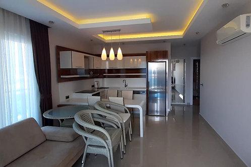 Квартира 1+1 в Sfera rezidance класса люкс в Махмутлар, Алания (код 201164)