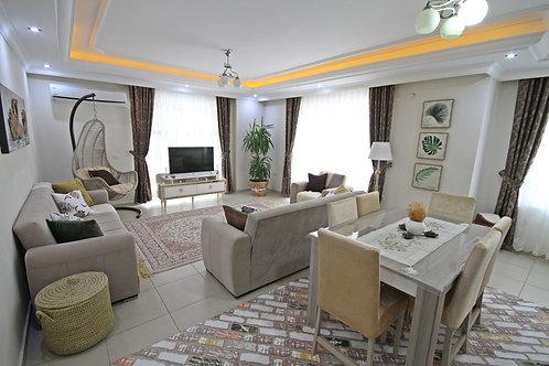 Квартира 2+1 Махмутлар,Алания (код 201086)