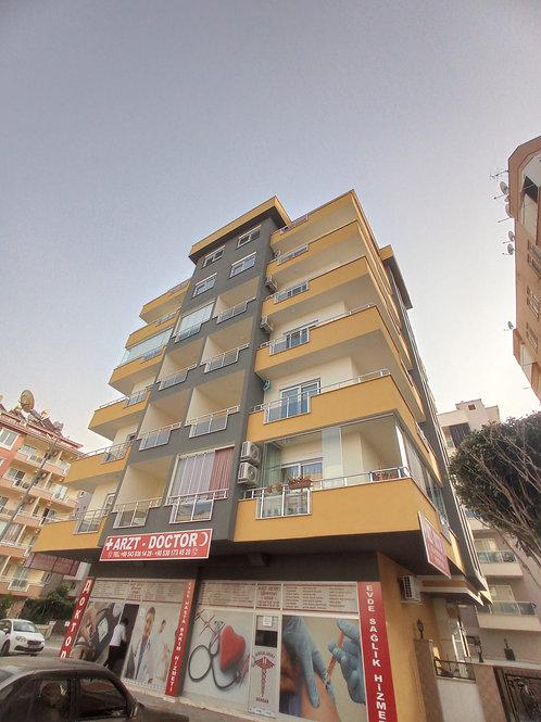 Квартира 1+1 в Махмутлар, район вторничного рынка. - 201187
