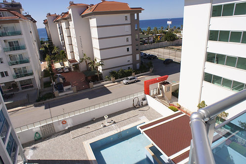 Квартира - пентхаус 4+1 в White line rezidance в Кестель(код 201198)