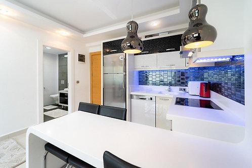 Квартира 1+1 в Azura park,Махмутлар - 201263