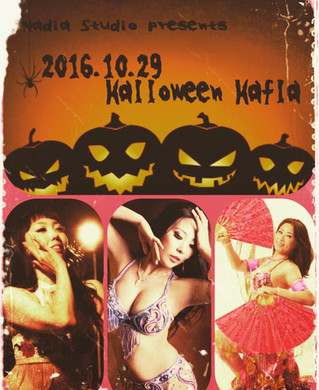 Halloween Hafla開催!