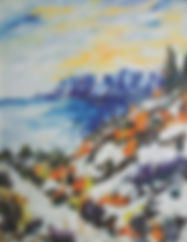 Prodaja grafika Capitol Festival - Miro Pintar Hunter Print of the month