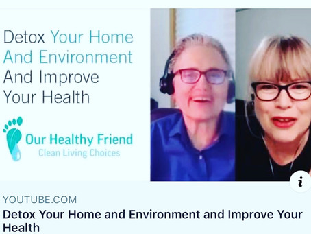 Chatting with Dr Terry Wahls in 2019