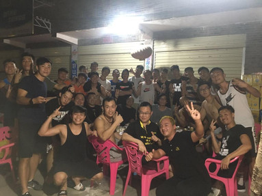 南寧市武鳴區 x 康仁體育會 / 兩地同心籃球交流賽08
