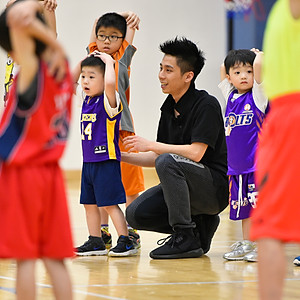 Basketball Fun Day