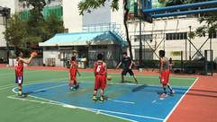 地區籃球青訓08