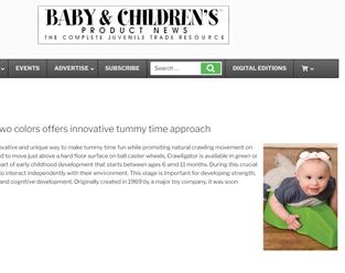 Bay & Children's Product News