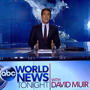 "World News Tonight with David Muir ""Made in America"" segment"