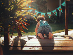 5 Ways to Encourage Your Baby to Crawl Starting Today