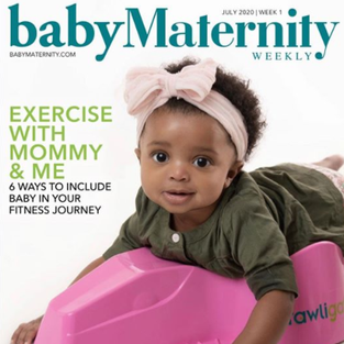 Baby Maternity Cover Story