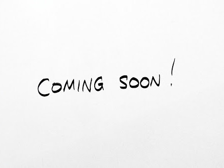 Our New Blog Launches Soon!!