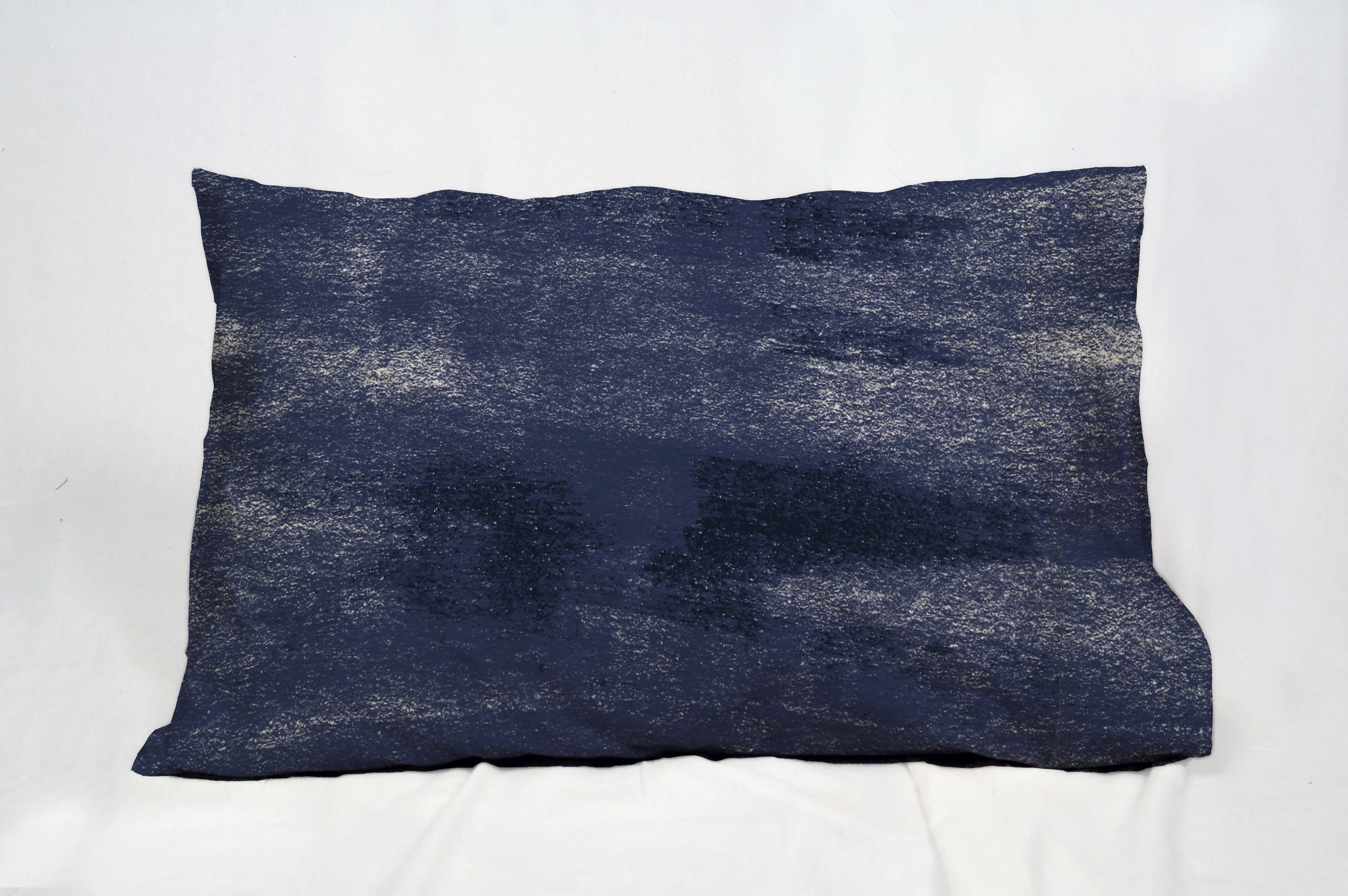 Standard Pillowcase Blue