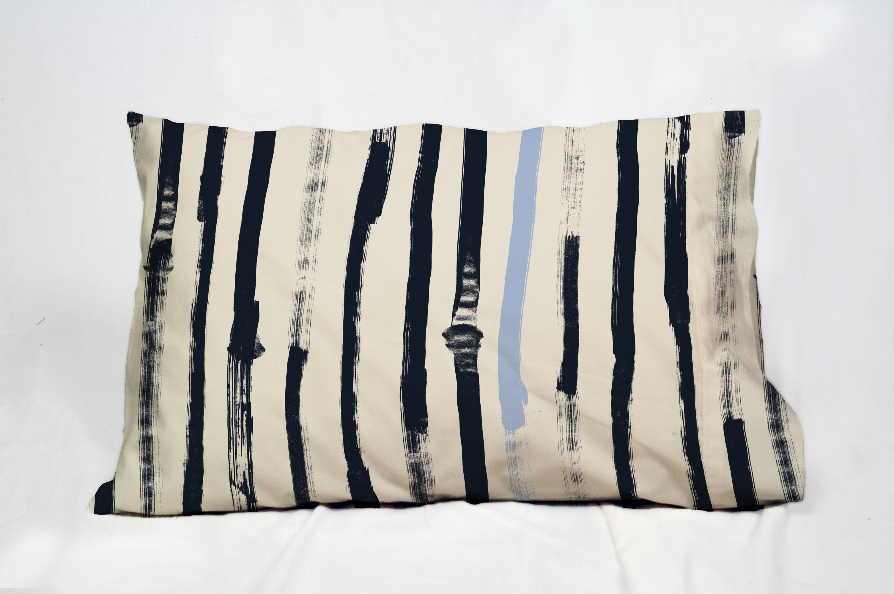 Standard Pillowcase Striped