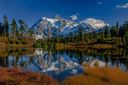 Mt. Shucksan, Washington