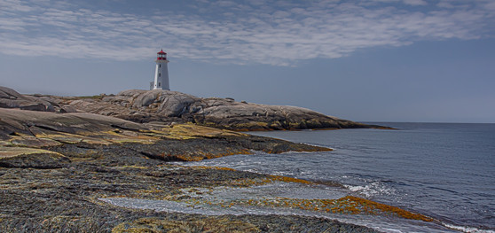 Lighthouse, Peggy's Cove NS