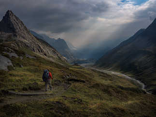 Val Veny, Mt. Blanc Massif